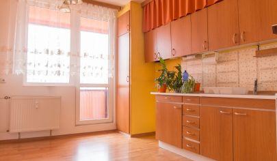Byt 4+1 (81 m2) s loggiou, sídl. Východ Sp. Nová Ves