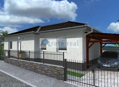 Areté real, Predaj novostavby 4-izbového rodinného domu s 506m2 pozemkom v krásnom, tichom prostredí s krásnym výhľadom v obci Štefanová