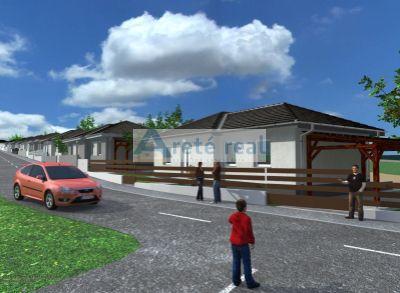 Areté real, Predaj novostavby 4-izbového rodinného domu s 513m2 pozemkom v krásnom, tichom prostredí s krásnym výhľadom v obci Štefanová