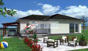 Areté real, Predaj novostavby 4-izbového rodinného domu v krásnom, tichom prostredí s krásnym výhľadom v obci Štefanová