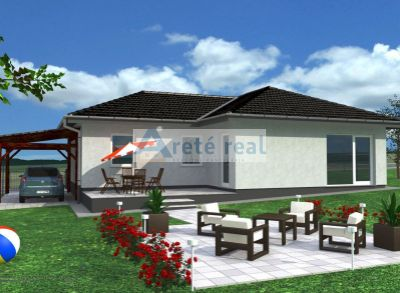 Areté real, Predaj novostavby 4-izbového rodinného domu s 371m2 pozemkom v krásnom, tichom prostredí s krásnym výhľadom v obci Štefanová