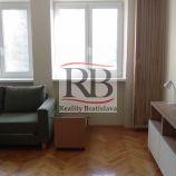 1izbový byt v centre mesta na Záhradníckej ulici