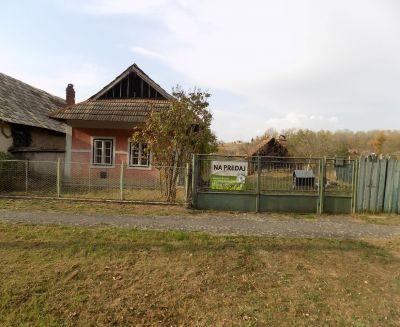 Predaj 2 izbový rodinný dom 2600 m2 Slatina okres Levice 18059