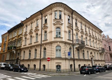 DELTA - Kancelárie v historickej budove od 18 do 93m2, Tolstého 93m2