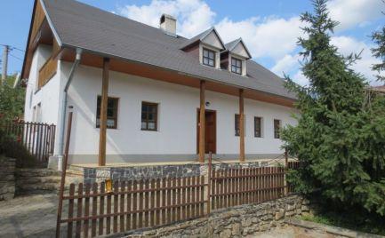 Rodinné domy - Žriedlova dolina