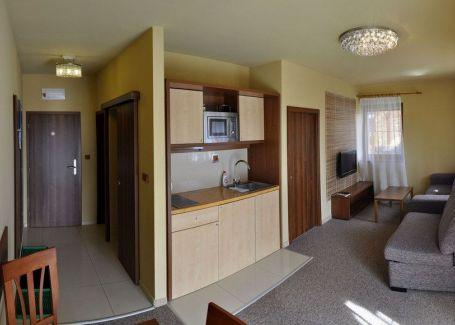 Apartmán s terasou- Veľká Lomnica. Skvelá investícia
