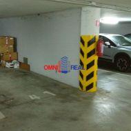 Vnútorné parkovacie státie na -1 p., Antolská ulica č. 4 - 17 m2