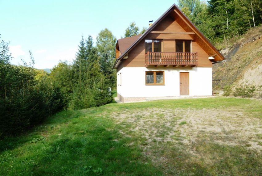 Predaj chata Kokava nad Rimavicou-2