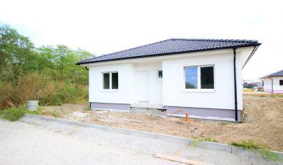 SORTier s.r.o. Malé Leváre - samostatne stojaci rodinný dom