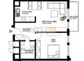 Byt 2+1,55m2, balkón, parkovanie, Tupého, Bratislava III, 830,-e vrátane energií