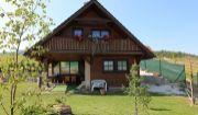 EXKLUZÍVNE útulná chata s pozemkom pri obci Peklina