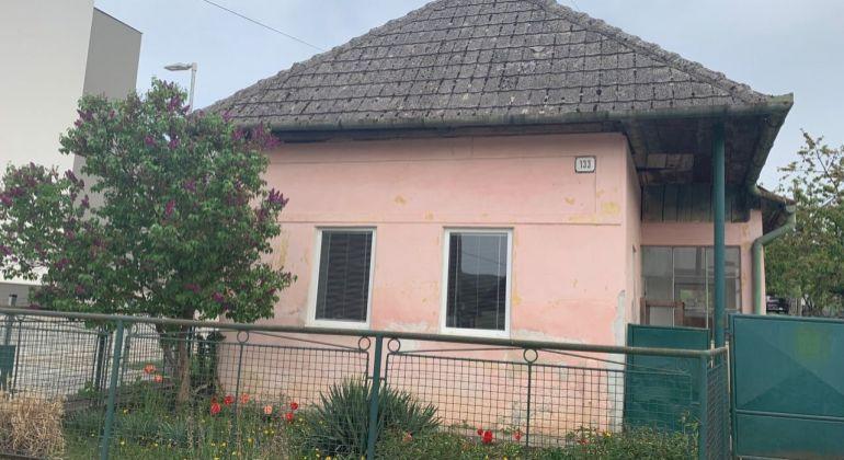 Na predaj rodinný dom/chalupa - Slatina nad Bebravou