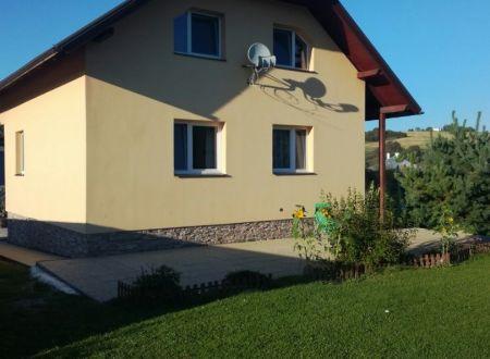 Rodinný dom na slnečnom pozemku