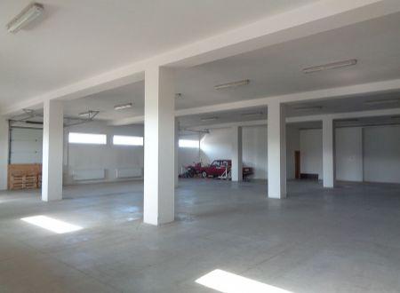 Sklad (400 m²) na prenájom v Trnave