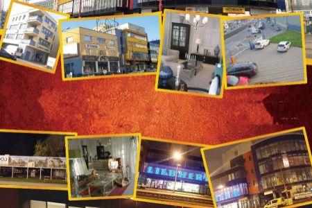 IMPEREAL - prenájom, obchodný  priestor 141 m2, Račianska ul., ul., Bratislava III.