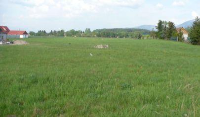 KOŠŤANY NAD TURCOM okr. Martin  komerčný pozemok 3301 m2.
