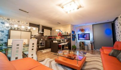 Luxusný dvojgeneračný,4 izbový byt,96m2,loggia, pivnica,Košice-Sídlisko KVP, Denešova