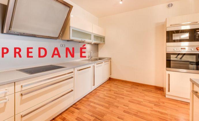 Jedinečný 2 izbový byt na Kolibe s terasou a krásnym výhľadom na Bratislavu