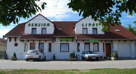 Penzión  Lipot -  10 samostatne ubytovacích jednotiek, 1 samostatný apartmán -  3 minúty od termálneho kúpaliska