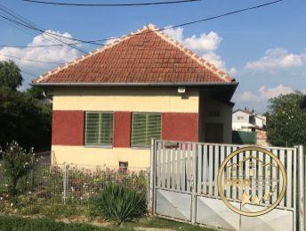 Domček v obci Rybany