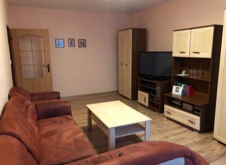 4 izbový  byt Topoľčany / Centrum