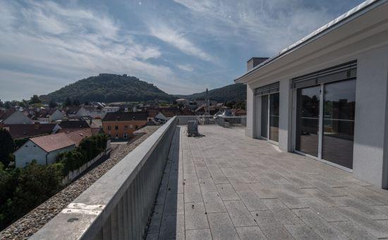 Exkluzívny kancelársky priestor v Hainburgu, panoramatické výhľady