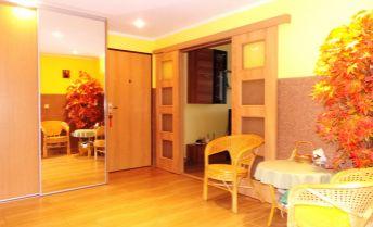 4 izbový byt, Bratislava - Petržalka, Krásnohorská ulica, Kompletná rekonštrukcia