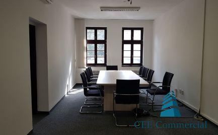 Kompletne zrekonštruované kancelárie na prenájom, Špitálska ul.