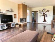 100% aktuálny!! NOVOSTAVBA 5.-izb. rodinný dom s garážou, 230m2 obytná plocha slnečný pozemok 530m2, obec Suchá nad Parnou