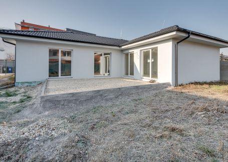 DELTA - SKOLAUDOVANÝ 4 izb. RD v štandarde, Dunajská Lužná