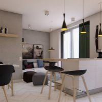 1 izbový byt, Bánovce nad Bebravou, 35.20 m², Vo výstavbe