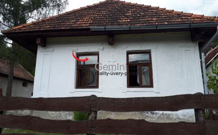 GEMINIBROKER ponúka na predaj dom v obci Kishuta