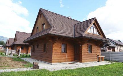Štýlové drevenice na Horehroní - Závadka nad Hronom