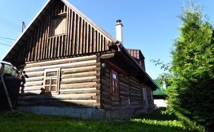 Útulná drevenička na Horehroní