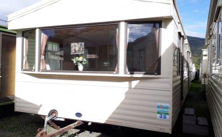 MOBILNÝ DOM Abi Sunrise Brown - 3 spálne - možnosť celoročného bývania