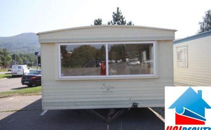 MOBILNÝ DOM Atlas Fanfare - 2 spálne - celoročné bývanie
