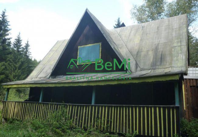 Na predaj: Chata v krásnom tichom prostredí- Ponická Huta (181-13-BB)