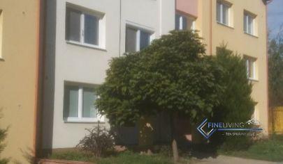 2 - izb. byt s priestrannou loggiou (7m2) v dobrej lokalite