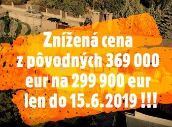 Predaj rodinného domu Košice-Západ