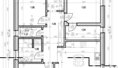 SORTier s.r.o.: Na predaj NOVOSTAVBA 4- izbového rodinného domu vo Veľkých Levároch.
