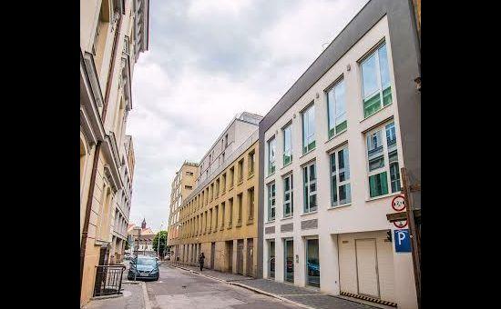 ARTHUR- nebytové priestory v centre s parkovaním-novostavba