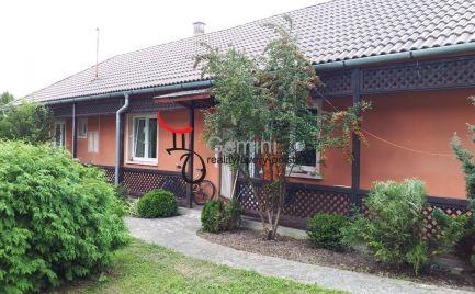 GEMINIBROKER Vám ponúka dom v krásnom prostredí Bózsvy