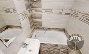 PREDANÉ - Veľký 2 izbový, novo-zrekonštruovaný byt - Košice - Staré mesto