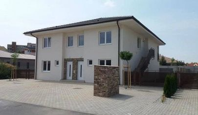 PARTIZÁNSKE , 3 izbový byt v novostavbe rozloha 79 m2 + záhrada 100 m2