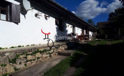 GEMINIBROKER Vám ponúka pekný dom v obci Erdőbénye