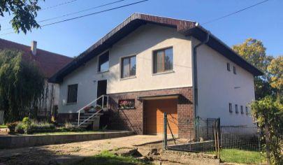 Veľký Rodinný dom v Semerove