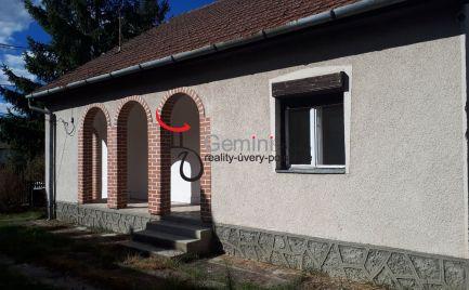 GEMINIBROKER Vám ponúka na predaj dom v Erdőbénye