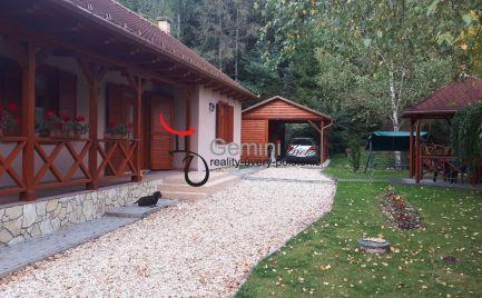 GEMINIBROKER Vám ponúka nádherný nový domček v Nagyhute