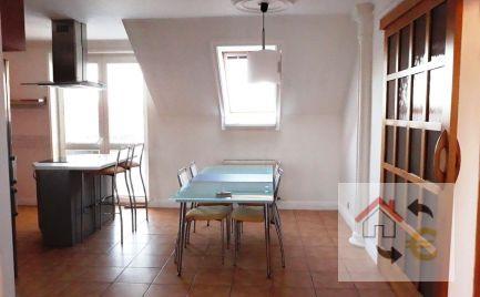 Luxusný 4 izbový mezonet 131 m2 v centre mesta - Weberova Prešov