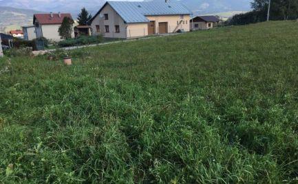 Pozemok na predaj 1026 m2 Brezno - Podkoreňová